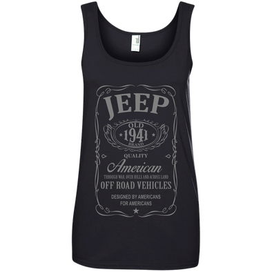 Whiskey (Grey) Tank