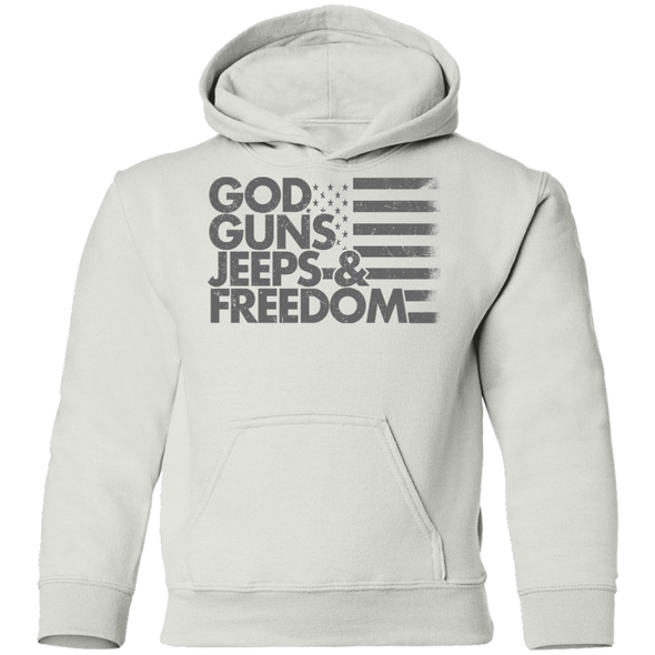G185B Youth Pullover Hoodie