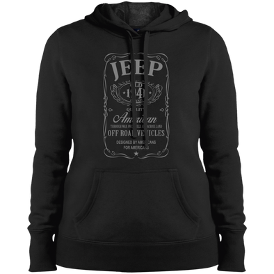 Whiskey (Grey) Hooded Sweatshirt