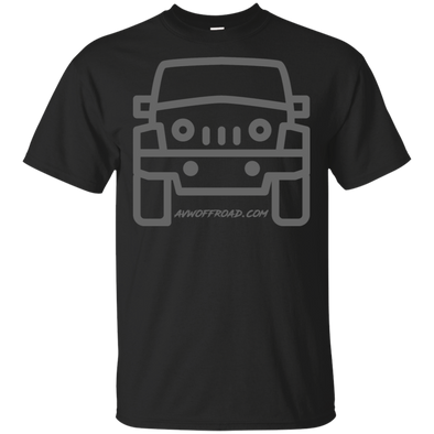 AVW Jeep Ultra Cotton T-Shirt