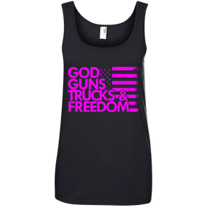God, Guns, Trucks & Freedom Tank