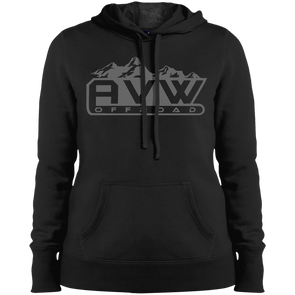 AVW (Grey) Hooded Sweatshirt