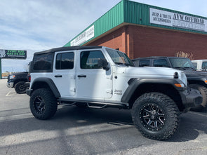 2018-19 JEEP JL LIFT PACKAGE