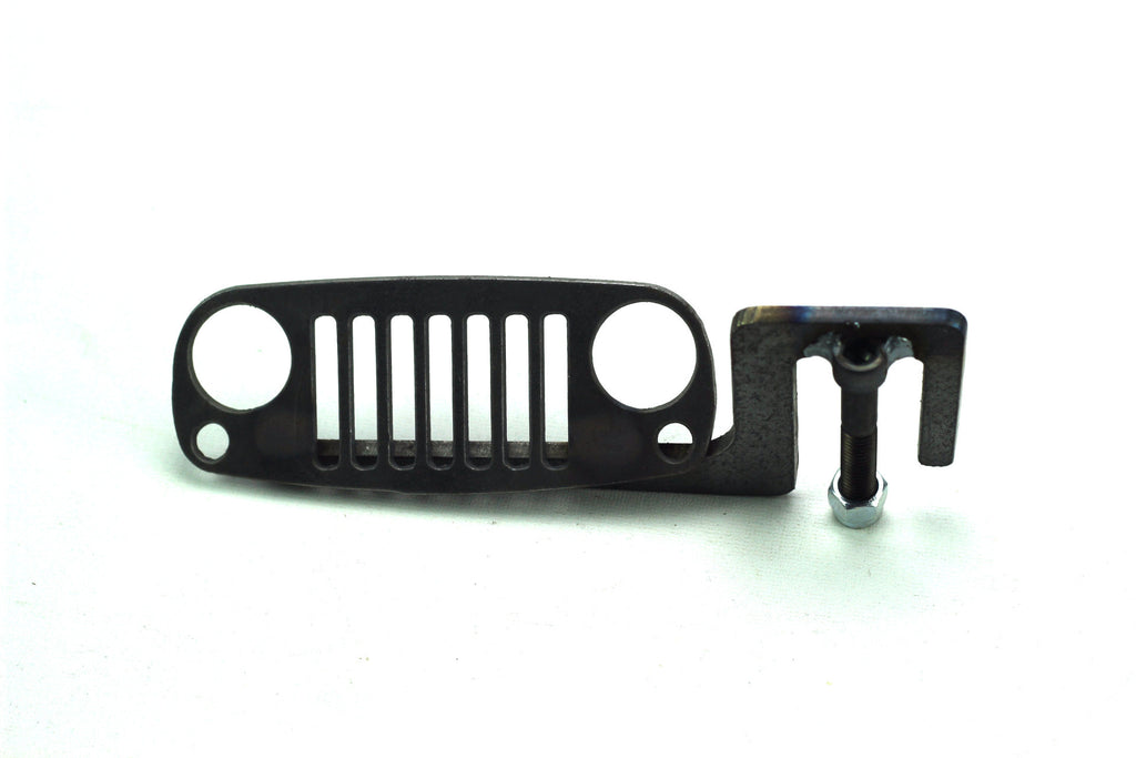 Jeep Jk Foot Pegs Pair Avw Offroad And Performance