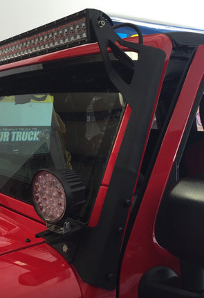 "50"" lightbar brackets for Jeep JK"