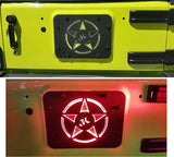 Jeep 3rd Brake Light LED Tramp Stamp
