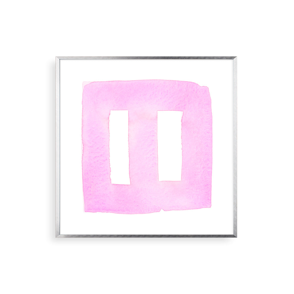 Pink Infinity | Print by Malissa Ryder