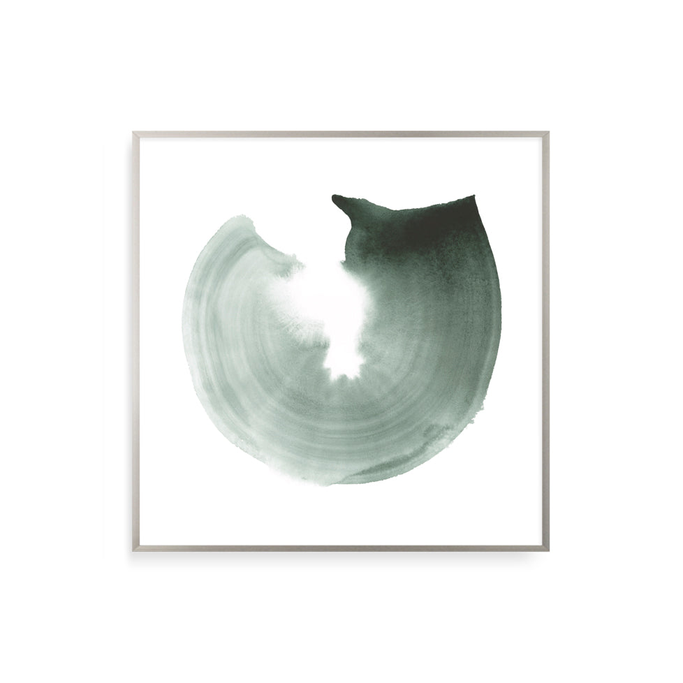 Shell Form One | Print by Malissa Ryder