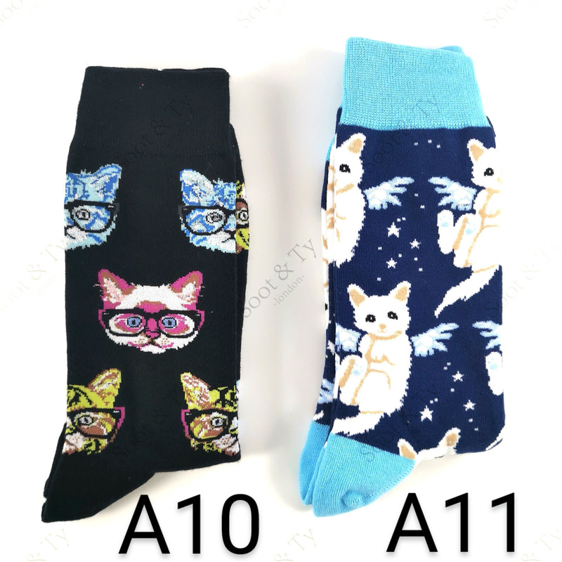 Happier Socks | #A10-A11 UK7-12 / EU41-46 / US8-13