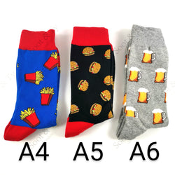 Happier Socks | #A4-A6 UK7-12 / EU41-46 / US8-13