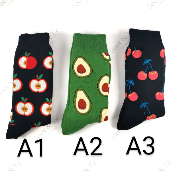 Happier Socks | #A1-A3 UK7-12 / EU41-46 / US8-13