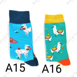 Happier Socks | #A15-A16 UK7-12 / EU41-46 / US8-13