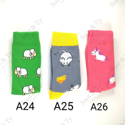 Happier Socks | #A24-A26 UK7-12 / EU41-46 / US8-13