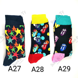 Happier Socks | #A27-A29 UK7-12 / EU41-46 / US8-13