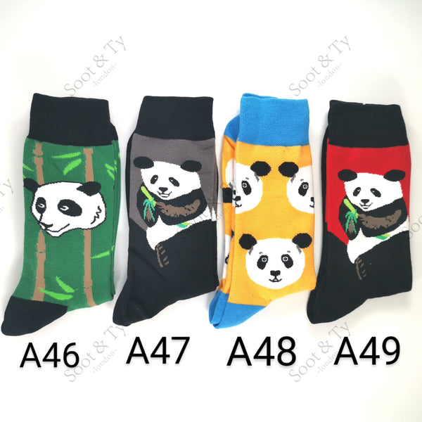 Happier Socks | #A46-A49 UK7-12 / EU41-46 / US8-13