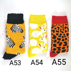 Happier Socks | #A53-A55 UK7-12 / EU41-46 / US8-13