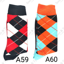 Happier Socks | #A59-A60 UK7-12 / EU41-46 / US8-13