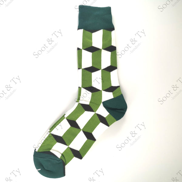Happier Socks | #A56-A58 UK7-12 / EU41-46 / US8-13