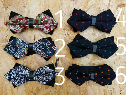 Soot and Ty Accessories Bow Ties #1