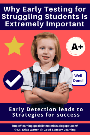 Why Early Detection for Struggling Students is Important