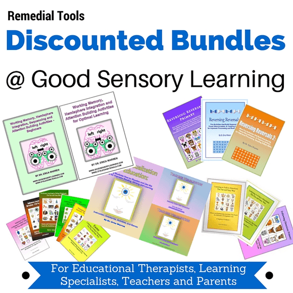 discounted course bundles at Good Sensory Learning