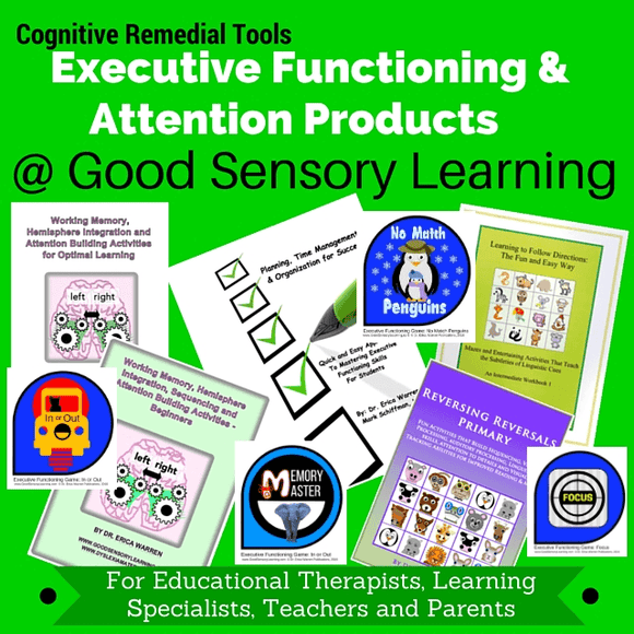 training students in executive functioning