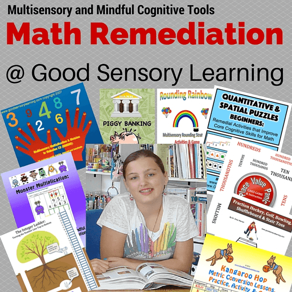 math lessons for children, adults & students