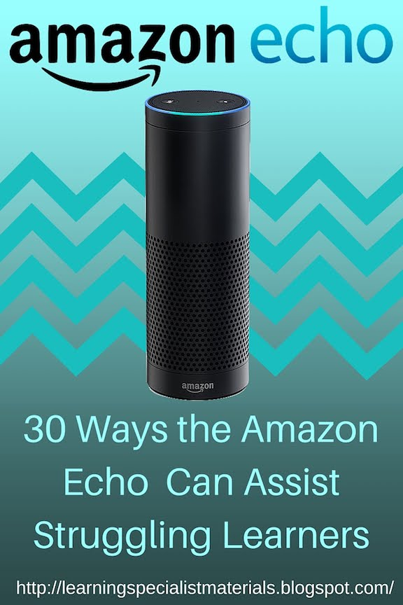 How Alexa can help students