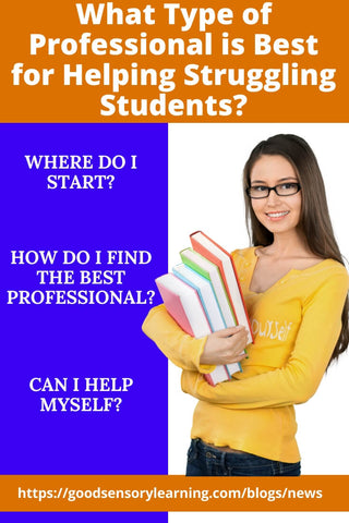 What Professionals are Best for Helping Struggling Students?