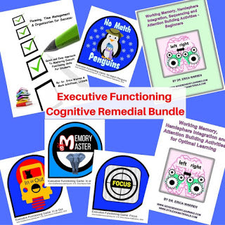 Executive functioning help