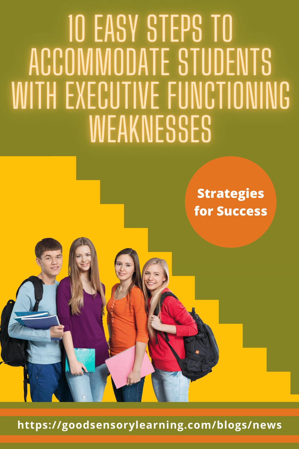 Accommodating Students with Executive Functioning Weaknesses