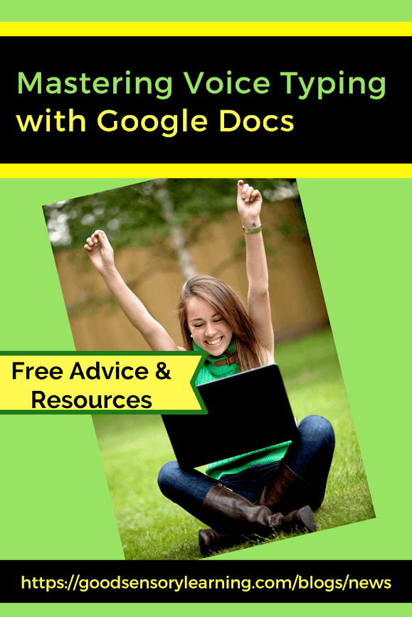 Mastering Voice Typing with Google Docs