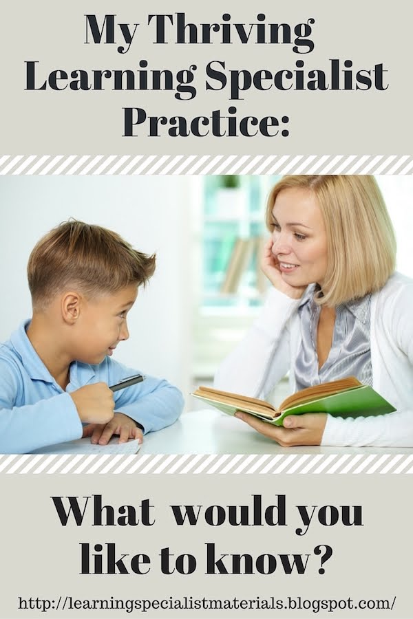 My Thriving Practice How Can I Become a Learning Specialist