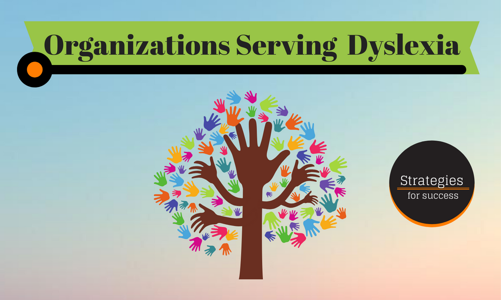 Organizations that serve students with dyslexia