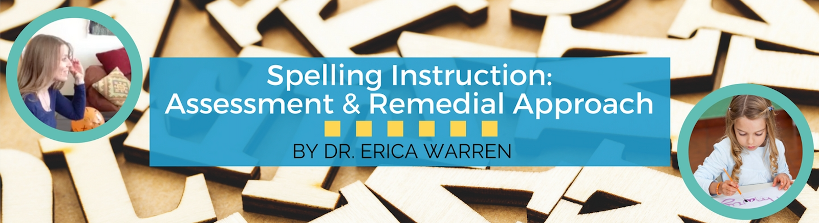 Teaching spelling course