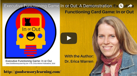 In or Out Executive Functioning Game