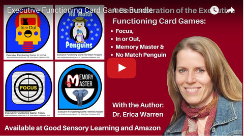 Executive Functioning Games