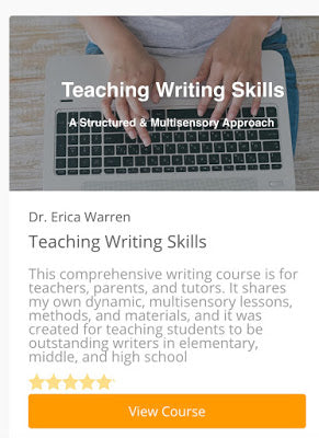 How to teach students to write
