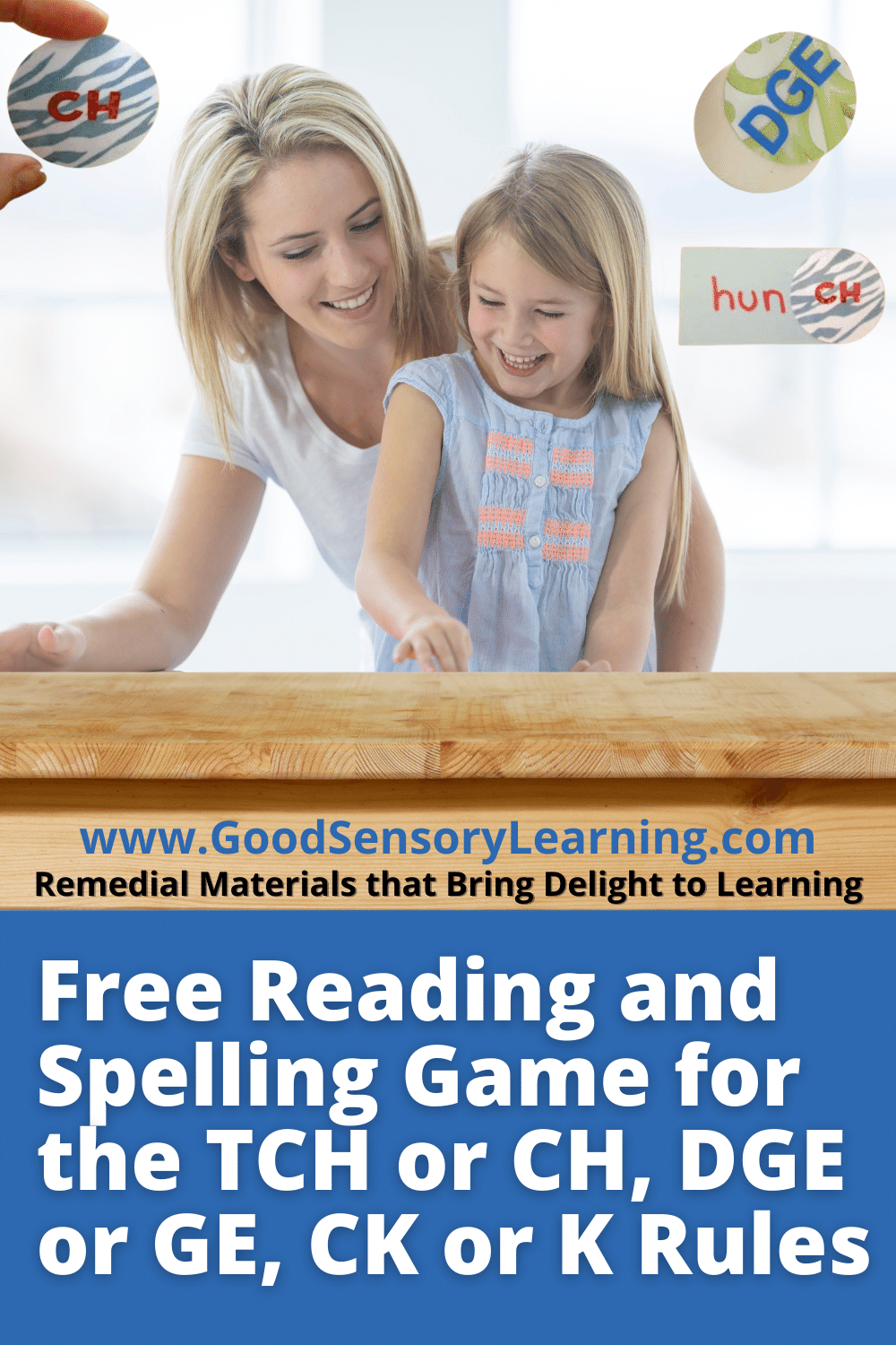 Reading and Spelling Game