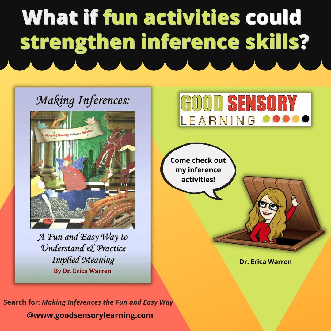 Making inferences activities and lessons