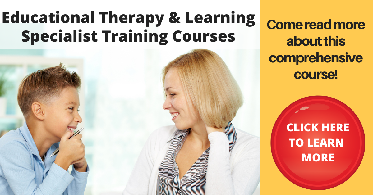 Learning Specialist Courses