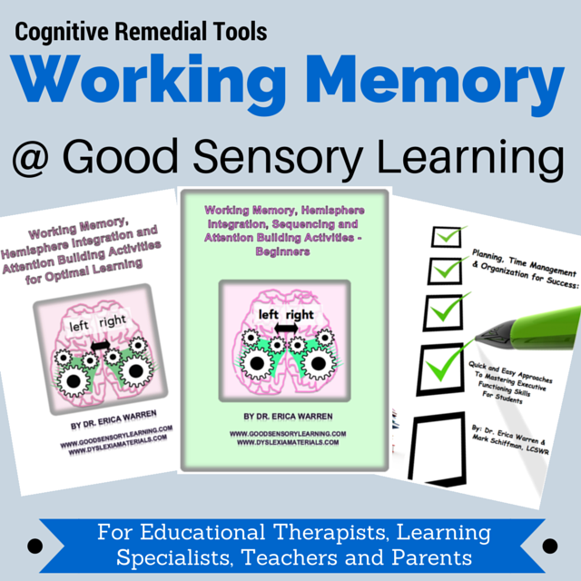 working memory solutions
