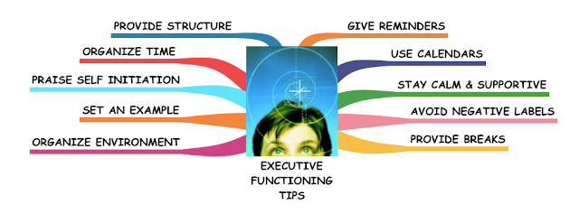 executive functioning tips