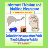 product cover of abstract thinking activities