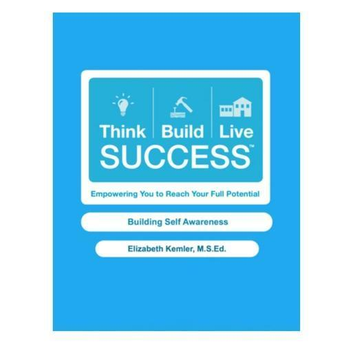 Cover of handbook Building Self Awareness Think Build Live