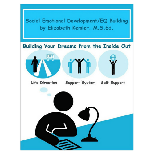Workbook Cover of Building Your Dreams from the Ground Up