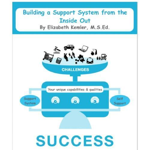 Workbook Cover of Building Your Support System from the Inside Out