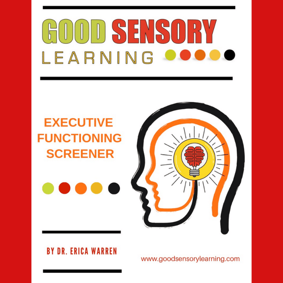 Executive Functioning Test - Screener