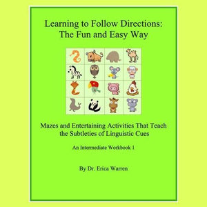 Learning to Follow Directions Intermediate Cover