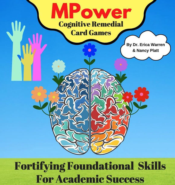 MPower Primary Cognitive Games | Good Sensory Learning
